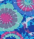 Snuggle Flannel Fabric -Beach Tiedye