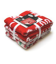 Disney Star Wars Christmas No Sew Throw Fleece Kit-Merry Force, , hi-res