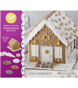 Wilton Gingerbread Kit-Bling House