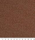 Robert Allen @ Home Upholstery Swatch 59\u0022-Flicker Cognac