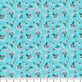 Keepsake Calico Cotton Fabric -Calico Floral Blue