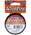 Wildfire Stringing Wire .006\u0022 (0.15mm) Dia. 50 Yds/Spool-Clear