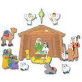 Nativity Bulletin Board Set, 2 Sets