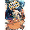 York Wallcoverings Giant Graphic-Star Wars Classic Retro