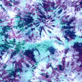 Quilter\u0027s Flannel Fabric-Tie Dye Purple Teal