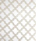 Home Decor 8\u0022x8\u0022 Fabric Swatch-Eaton Square Chicks   Beige