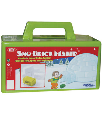 Sno-Brick Maker