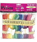 DMC Prism Value Floss Jumbo Pack-105PK/Assorted