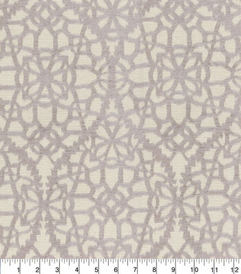 Kelly Ripa Home Upholstery Fabric 54''-Oyster Behind The Scene