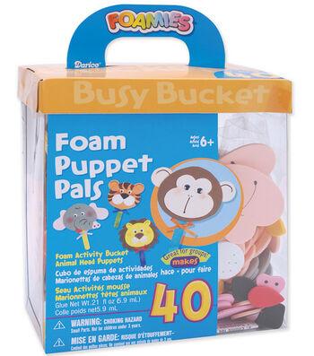 Darice Foam Kit-40PK/Puppet Pals