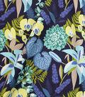 Solarium Outdoor Fabric 54\u0027\u0027-Tropically Lagoon