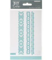 "Kaisercraft Decorative Die-Sari Borders 1.75""X5.75"", , hi-res"