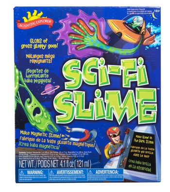 Elmer's Products Scientific Explorers Sci-Fi Slime Kit