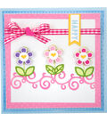 Sizzix Framelits 16 Pack Dies-Card Front W/Borders Drop-Ins