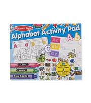 Melissa & Doug Alphabet Activity Pad, , hi-res
