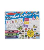 Melissa & Doug Alphabet Activity Pad, , hi-res