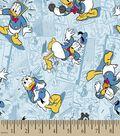 Disney Donald Duck Print Fabric