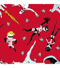 Disney Incredibles 2 Fleece Fabric 59\u0027\u0027-Incredibles & Friends