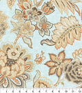Waverly Upholstery Fabric 54\u0027\u0027-Monsoon Sri Lanka Rose