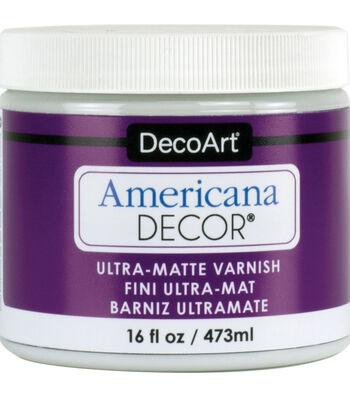 Americana Decor 16 fl. oz. Ultra Matte Varnish