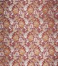 Home Decor 8\u0022x8\u0022 Fabric Swatch-Upholstery Fabric Eaton Square Annex Russet