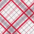 Anti-Pill Plush Fabric-Riley Plaid