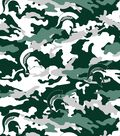 Michigan State University Spartans Fleece Fabric 60\u0022-Camo