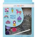 Little Makers Suncatcher Kit-Girl