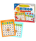 Addition & Subtraction Bingo Board Game, Grade K-2