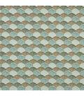 Home Decor 8\u0022x8\u0022 Fabric Swatch-Ludlow / Mineral Green
