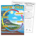 The Water Cycle Learning Chart 17\u0022x22\u0022 6pk