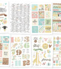 Simple Stories Oh Baby! 245 pk Stickers