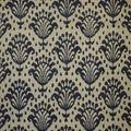 Lightweight Décor Fabric-Heavy Print Blue Floral