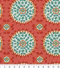 Dena Design Home Decor 8\u0022x8\u0022 Swatch-Johara Watermelon