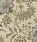 Waverly Multi-Purpose Decor Fabric 54\u0022-Jacobean Flair Vermeil