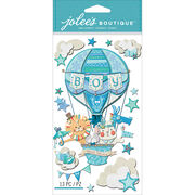 Jolee's Boutique Dimensional Stickers Baby Boy Special Delivery, , hi-res