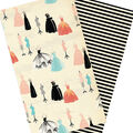Echo Park Paper Company Metropolitan Girl Inserts-Lined