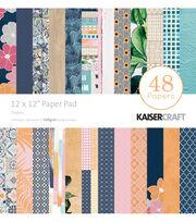 Kaisercraft 48-sheets 12''x12'' Paper Pad-Tropics, , hi-res