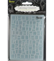 "Embossing Folder 4.25""X5.75""-Brick Wall, , hi-res"