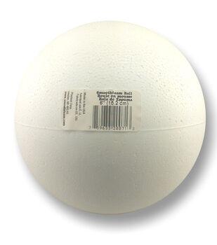 Smooth Foam Ball 6 Inch