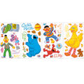York Wallcoverings Peel & Stick Wall Decals-Sesame Street