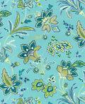P/K Lifestyles Print Fabric 54\u0022-Barano/Seaspray
