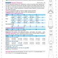 Kwik Sew Pattern K4206 Misses\u0027 High-Low Sleeveless Dresses-Size XS-XL