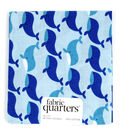 Fabric Quarters Cotton Fabric 18\u0022-Nautical