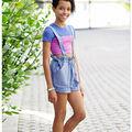 Simplicity Pattern 8354 Girls\u0027/Girls\u0027 Plus Apparel-Size BB (8.5-16.5)