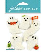 Jolee's Boutique Stickers-Gauze Ghosts, , hi-res
