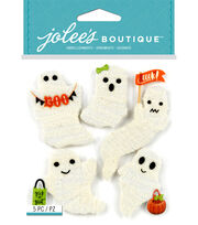 Jolee's Boutique Stickers-Gauze Ghosts, , hi-res