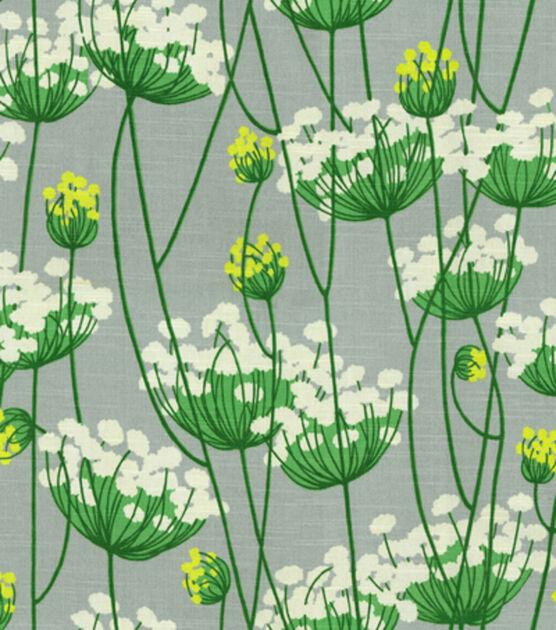 Home Decor 8''x 8''Swatch Print Fabric- HGTV HOME Fully