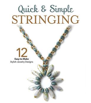 Quick & Simple Stringing Book
