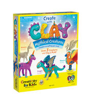 Creativity for Kids Create with Clay-Mythical Creatures, , hi-res